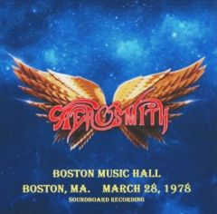 Aerosmith - Boston 1978 (CD, FM SBD)