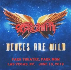 Aerosmith - Las Vegas 2019 (2 CD's, SBD)