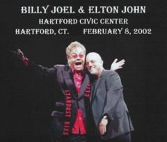 Billy Joel & Elton John - Hartford 2002 (3 CD's, SBD)