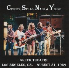 Crosby, Stills, Nash & Young - Los Angeles 1969 (CD)