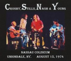 Crosby, Stills, Nash & Young - Uniondale 1974 (3 CD's)