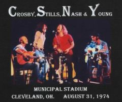 Crosby, Stills, Nash & Young - Cleveland 1974 (3 CD's)