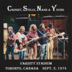 Crosby, Stills, Nash & Young - Toronto 1974 (2 CD's)