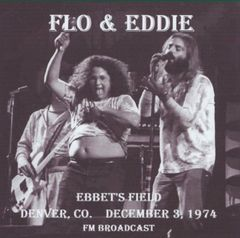 Flo & Eddie (The Turtles) - Denver 1974 (CD, FM-SBD)