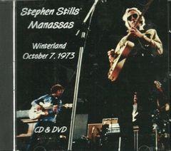 Stephen Stills' Manassas - Winterland 1973 (CD/DVD Set)