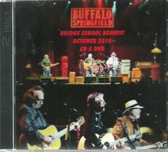 Buffalo Springfield - Bridge School Benefit 2010 (CD & DVD Set)