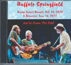 Buffalo Springfield - We're From The Past 2010/2011 (2 CD)