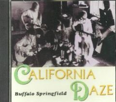 Buffalo Springfield - California Daze 1967-1968 (CD)