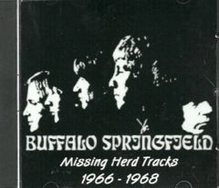 Buffalo Springfield - Missing Herd Tracks 1966-1968 (2 CD)