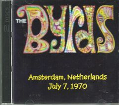 Byrds Live - Amsterdam 1970 (2 CD)