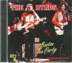 Byrds - Boston Tea Party - Boston 1969 (2 CD)