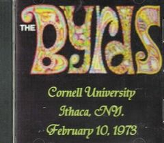 Byrds - Ithaca, NY. 1973 (CD)