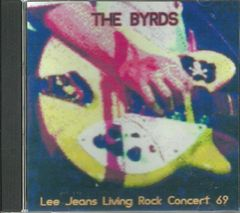 Byrds - Living Rock Concert 1969 (CD)
