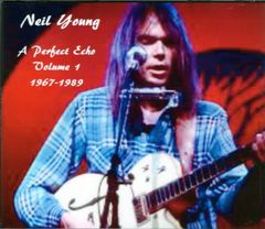 Neil Young - A Perfect Echo, Volume One 1967-1989 (4 CD's)