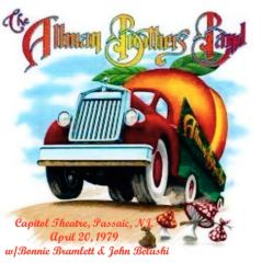 Allman Brothers Band - Passaic, NJ. 1979 (2 CD's)