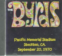 Byrds - Stockton 1970 (CD)