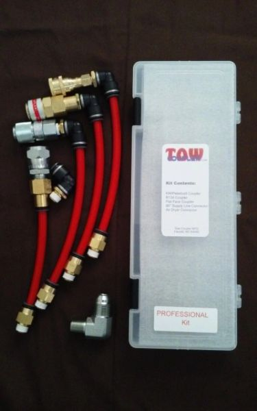 Tow Coupler Professional Kit