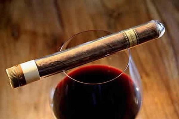 Cigar and Wine Pairing Event