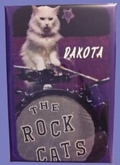 "Dakota, ""The Diva"" Button/Magnet"