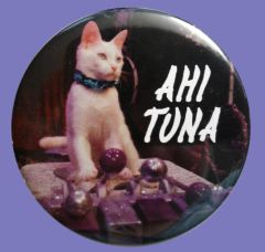Ahi Tuna Button/Magnet