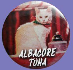 Albacore Tuna Button/Magnet