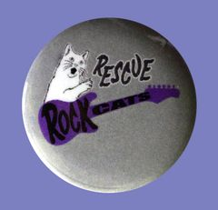 Rock Cats Rescue Button