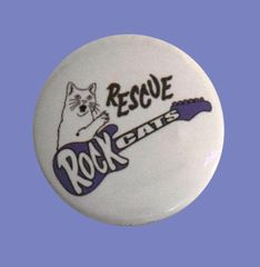 Rock Cats Rescue Button