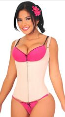 Vest Moldeador with zipper 0313 Waist cincher