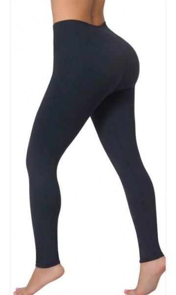 Secret Lined Compression push Up legging Supplex levantacola
