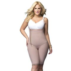 Medical Garment for Liposuction with Zipper