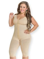 Lipoelastic full body shaper with bra include