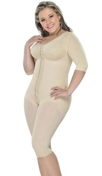 After surgery Girdle with brassier and sleeves, The best Moldeadora