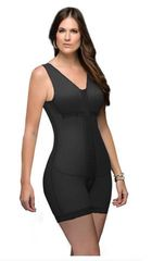 Tummy Tuck pro Compression Body shaper in half legs length