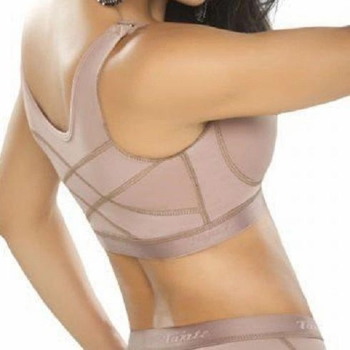 Breast augmentation surgery bra