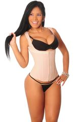 High Back maximum Compression vest 0314 Waist reducing