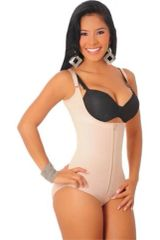 Body Panty Moldeador Fajas Salome Panty Shaper High Back