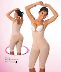 Salome Fajas Molding Gluteus Enhancer High back Girdle
