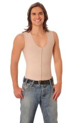 Highly compressed vest for men Fajas Salome
