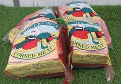 Corned Silverside per kg