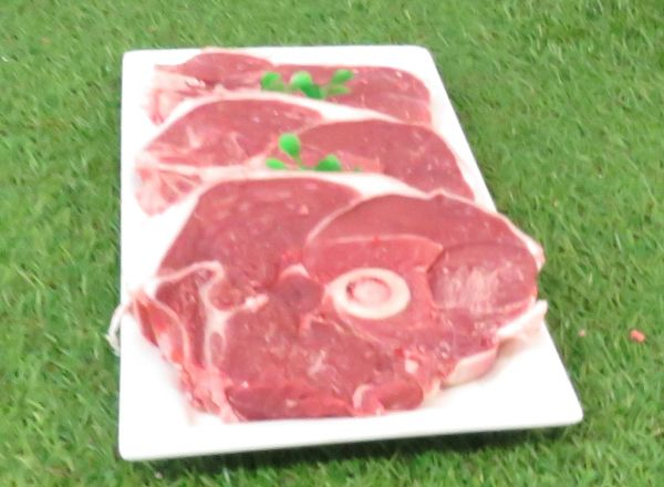 Lamb Leg Chops (per Kilo)