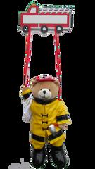 Firetruck Bear