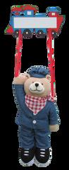 Train Bear