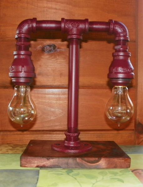 Two Tiered Edison in Cranberry