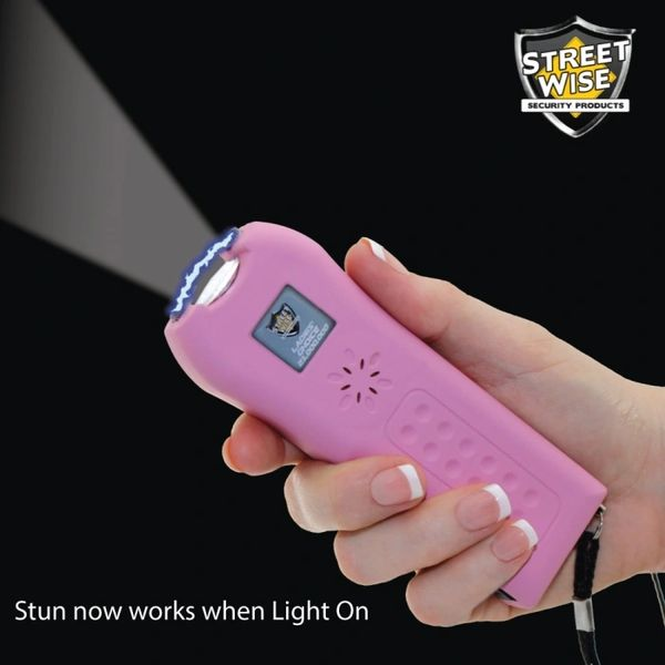 Streetwise Ladies' Choice Stun Gun 21,000,000 volts