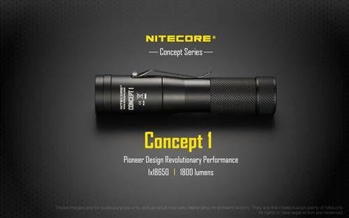 NITECORE Concept 1 Flashlight