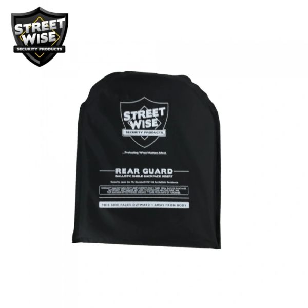 Streetwise 10x13 Rear Guard Ballistic Shield Backpack Insert