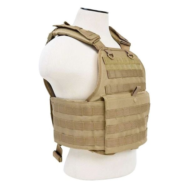 Plate Carrier (plates not include)