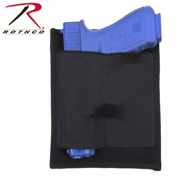 Concealed Care Panel Holster