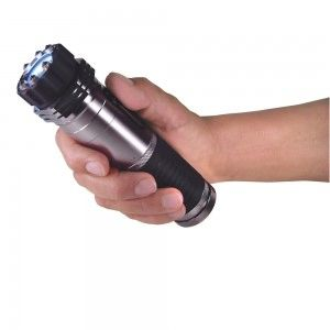 ZAP 1 Million Volt Stun Gun Flashlight