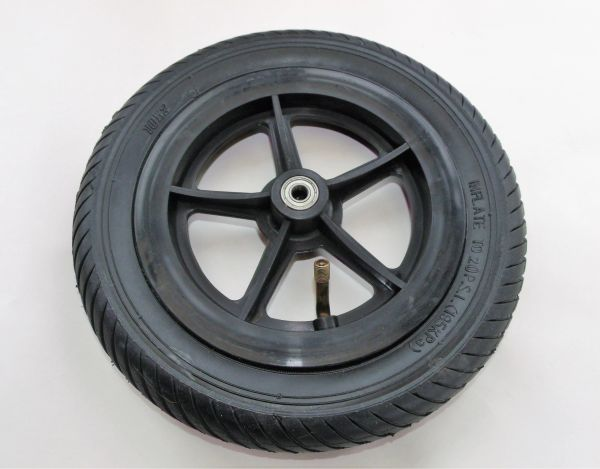 """Box kart 10"""" replacement front wheel"""
